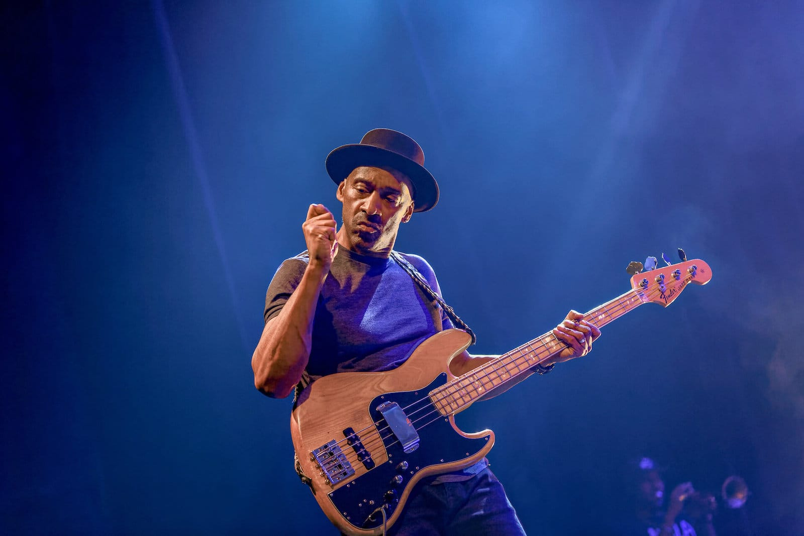 Marcus Miller headlines Jazz in the Park 2019
