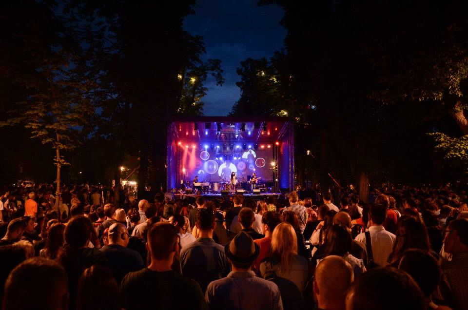Jazz in the Park 2014, ediția cu vreme perfectă