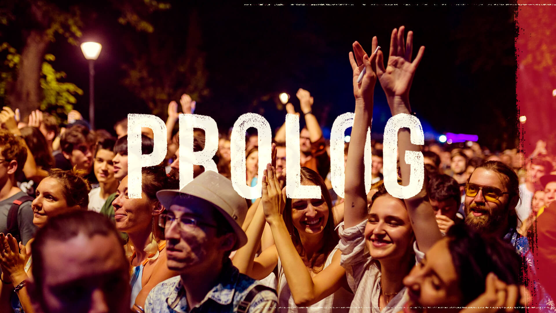 Jazz in the Park: Prolog